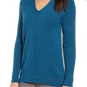 NWT NIC + ZOE sneek peack sweater